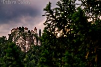 Lake Bled Castle off in the distance. Lake Bled, Slovenia, June 2013. Photo © Deja'vu Gallery