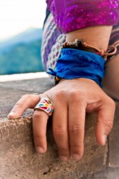 Beautiful bracelets by Sunshine Bliss Studio -- http://www.etsy.com/shop/SunshineBlissStudio Lake Bled Castle, Slovenia, June 2013. Photo © Deja'vu Gallery