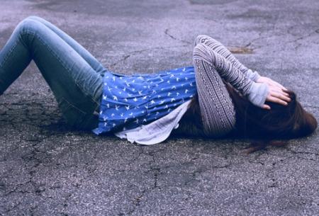 anxiety help, depression, rock bottom