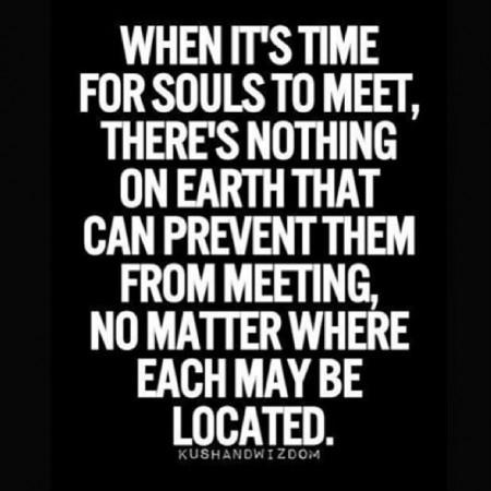 souls meet