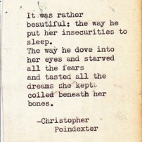 quote by Christopher Poindexter
