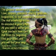 ancient wisdom about love from the indigenous