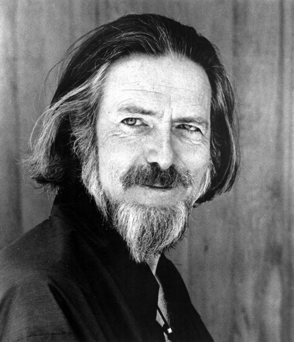 Alan Watts on Akosmopolite