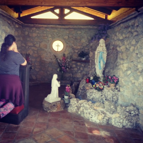 prayer in cerchio