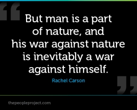 war against nature
