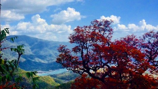 Himalayan Mountains, Rishikesh, India
