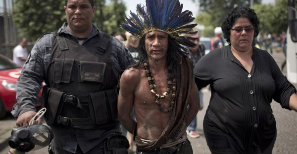 indigenous oppression, indigenous in brazil, natives, indigenos