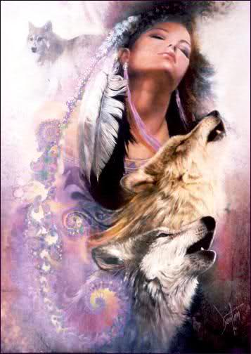 white wolf, wolf spirit animal, dog race, Sirius