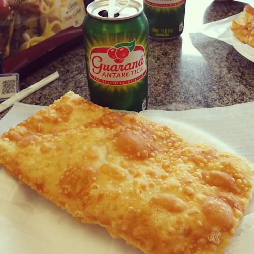 Brazilian empanada, Guarana