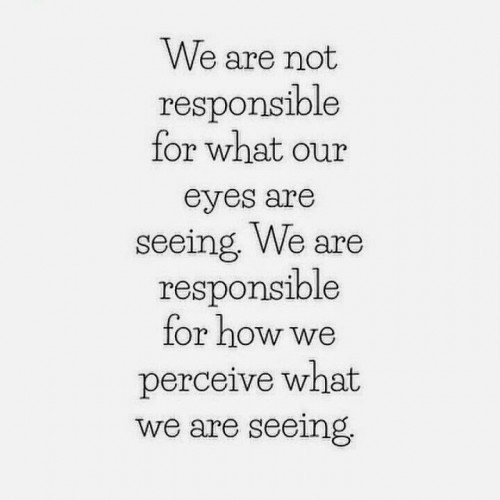 perception quote