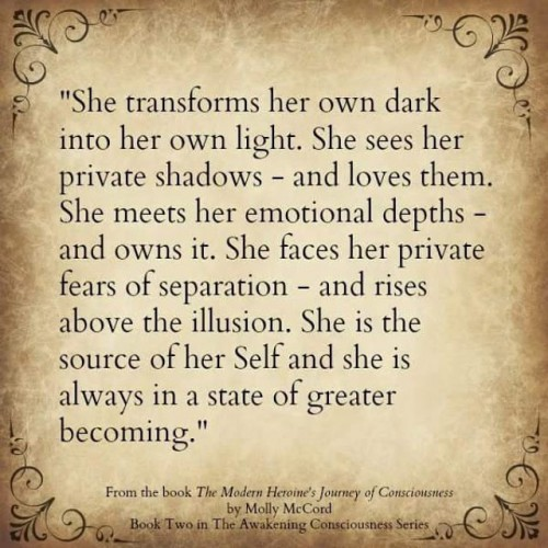 wild woman, shadows, femininity, goddess, consciousness