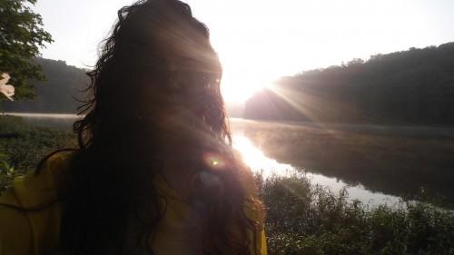 sun orbs, sun rays, self love