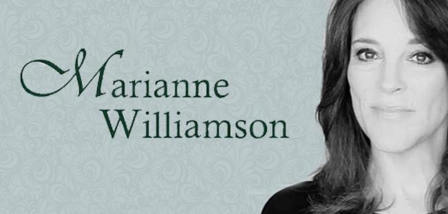 marianne williamson, divine feminine, goddess, yoni