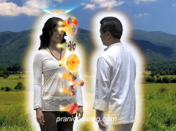 Pranic healing combines science and spirituality