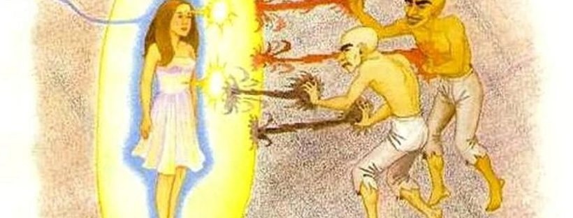 parasitic energies and negative entities