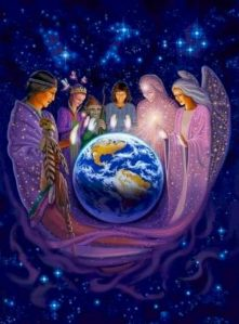 divine guidance from angels spirit guides divine beings