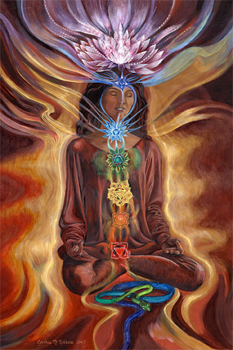 Kundalini Rising by Celeste McNeal