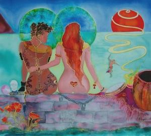 pistis sophia by Sheranda Ann Kumara