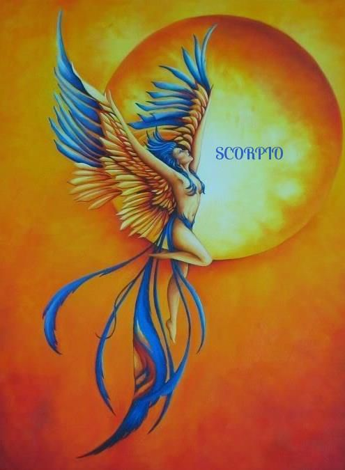 scorpio energies of rebirth resurrection