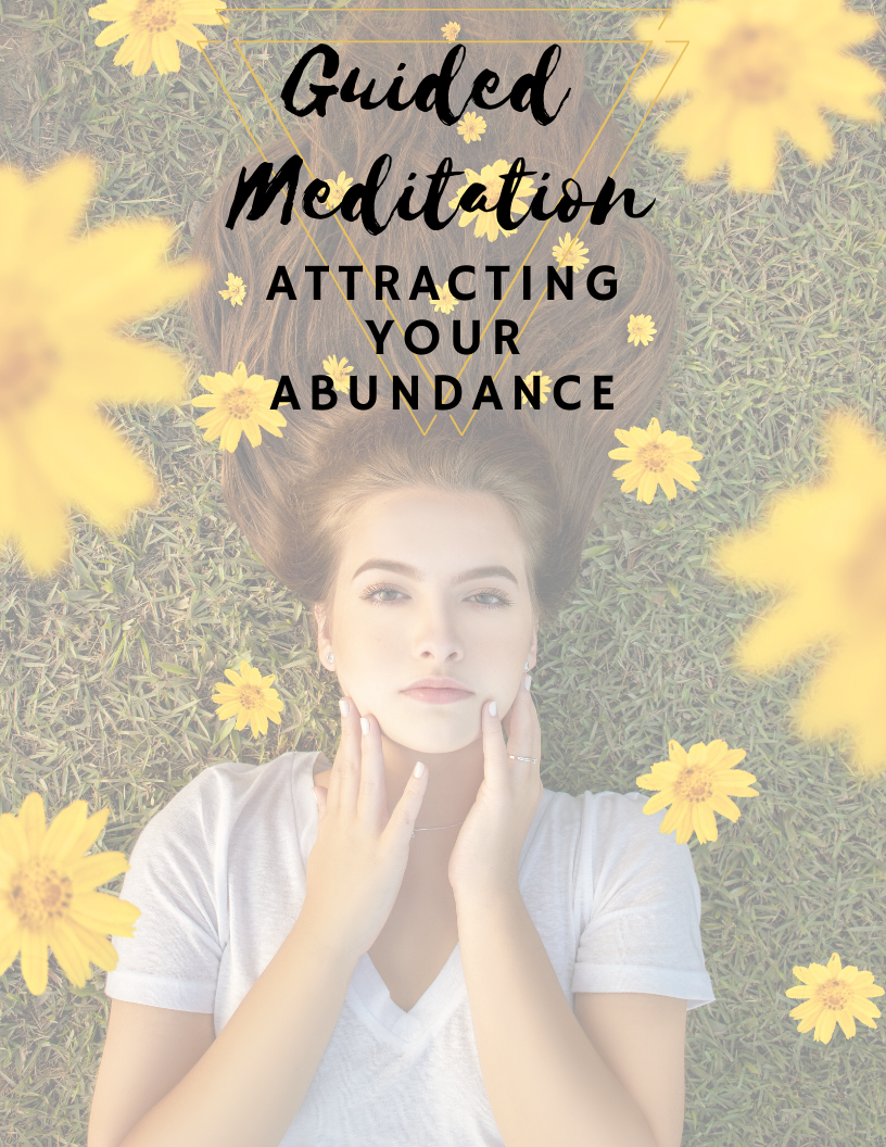 Attract abundance manifest manifestation health money love friends