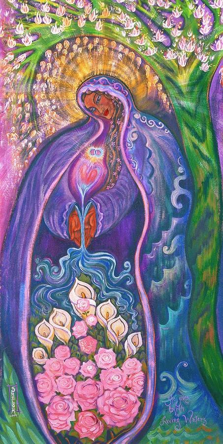 Mother Mary Priestess Magdalene Trina Akosmopolite Shiloh Sophia McCloud